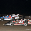 Bobby Pierce, Devin Moran - Davenport Speedway - World of Outlaws Late Model Series