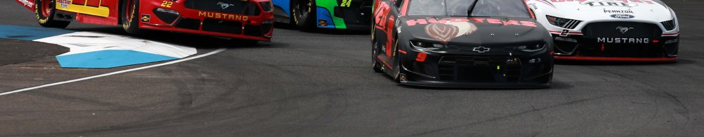 NASCAR addresses curbing issue at Indianapolis Motor Speedway