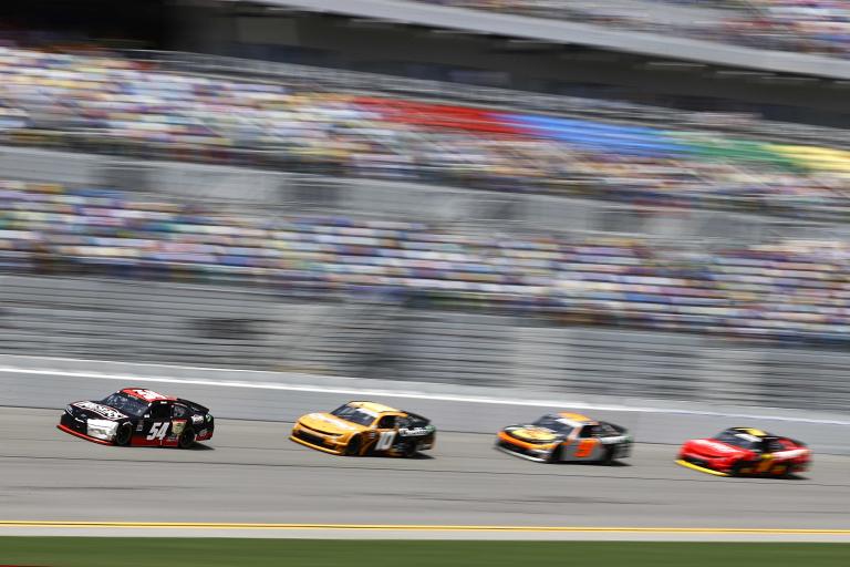 Christopher Bell - Daytona International Speedway - NASCAR Xfinity Series