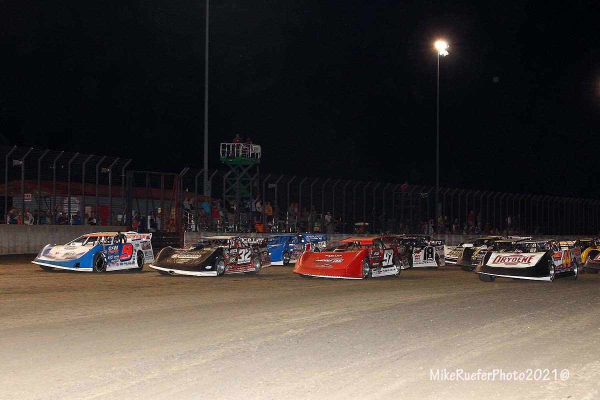 Davenport Speedway - World of Outlaws Late Model Series