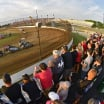 Indianapolis Motor Speedway Dirt Track - BC 39 - USAC