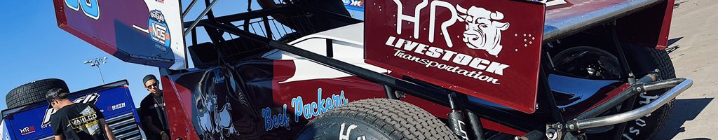 Kasey Kahne to run full-time with World of Outlaws