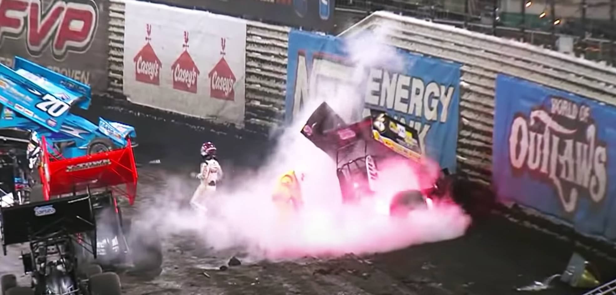 Knoxville Nationals Fire