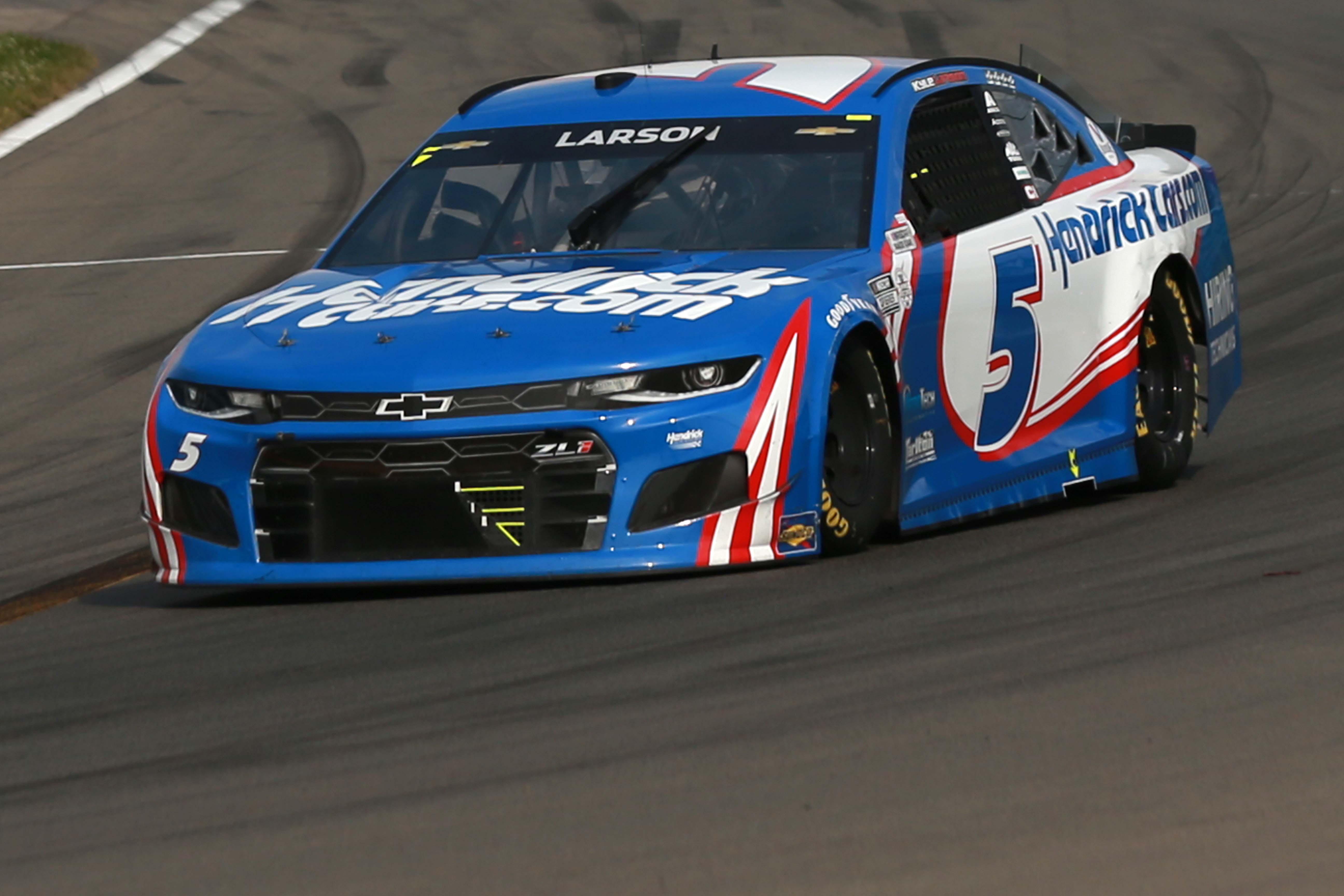 Kyle Larson 5 at Watkins Glen International - NASCAR Cup Series