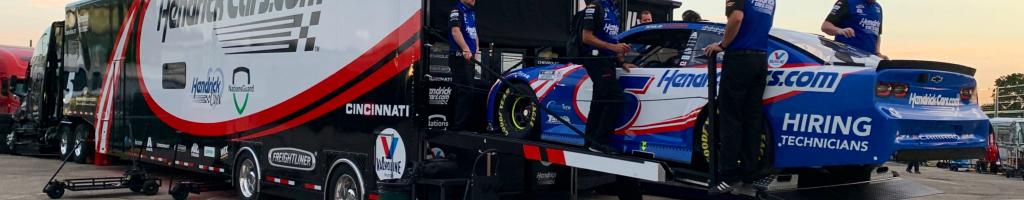 Richmond Inspection Issues: September 11, 2021 (NASCAR)