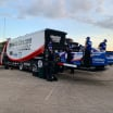 Kyle Larson - Indianapolis Motor Speedway - NASCAR Cup Series - Garage - Hauler