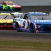 Kyle Larson, Joey Logano - NASCAR Cup Series - Indianapolis Motor Speedway Road Course