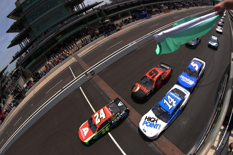 NASCAR Cup Series - Indianapolis Motor Speedway Road Course