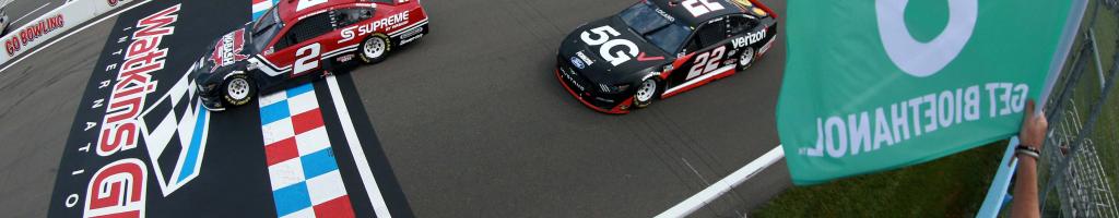 Watkins Glen Race Results: August 8, 2021 (NASCAR Cup Series)