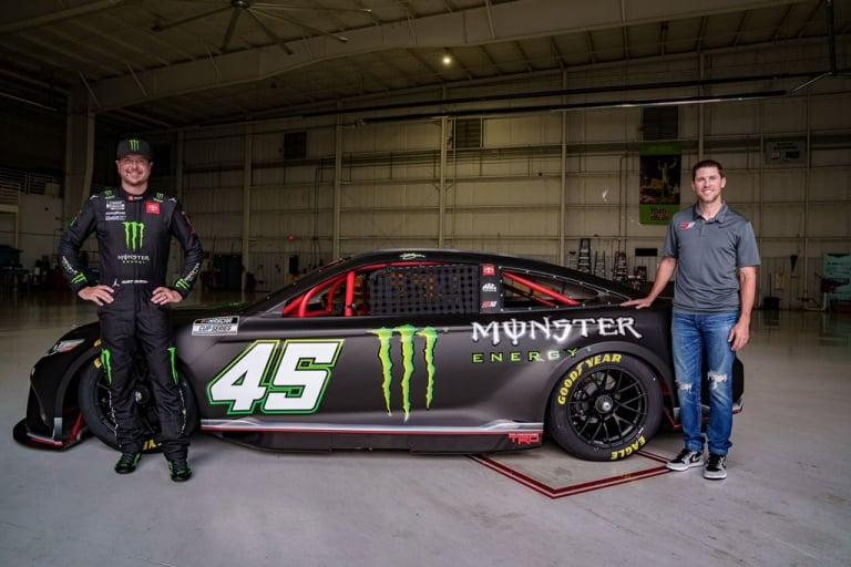 NASCAR Next Gen - Números de coche - Kurt Busch