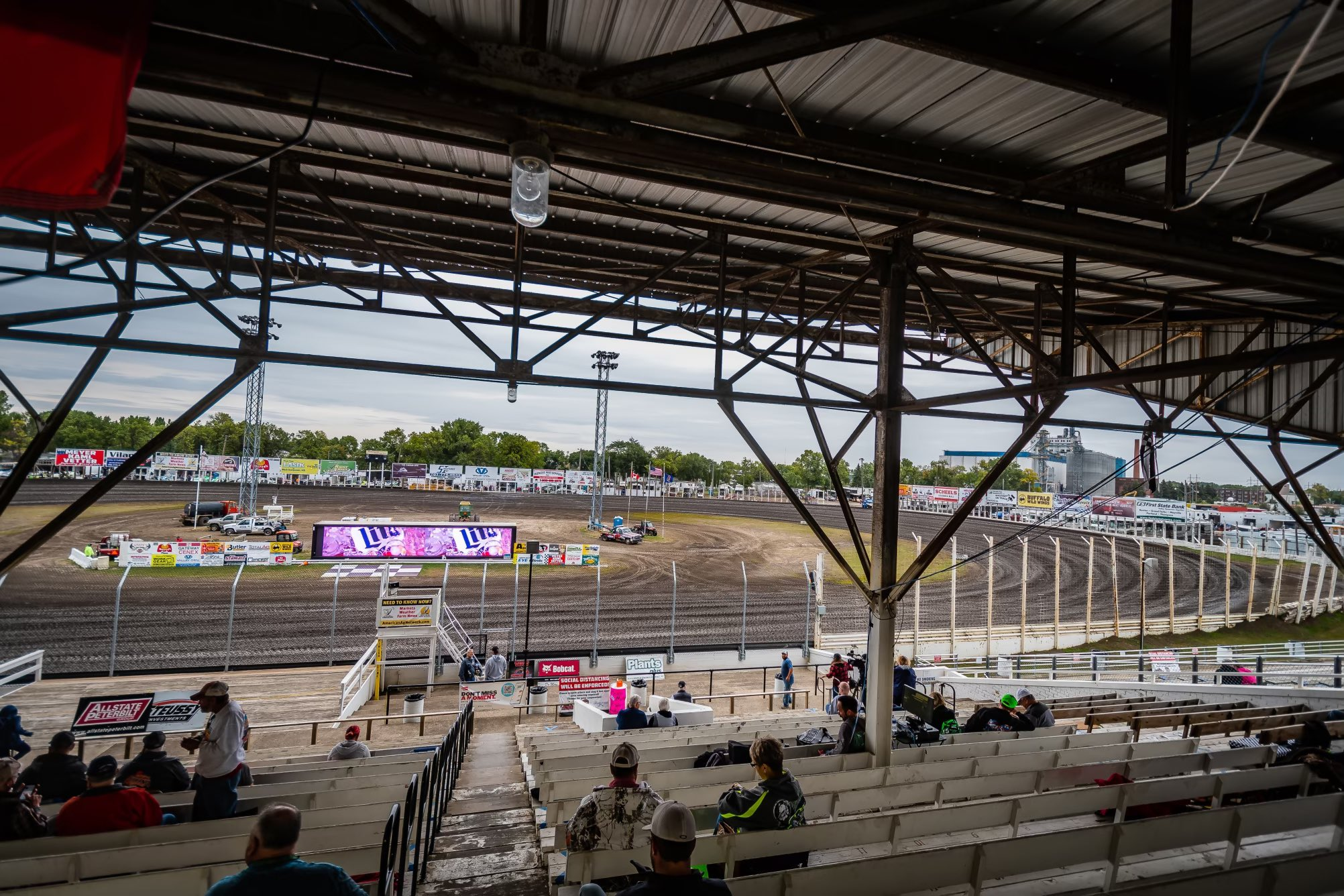 River Cities Speedway - North Dakota