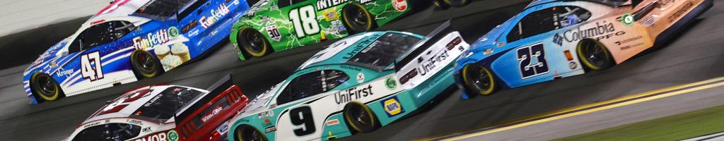 NASCAR Next Gen car to test Daytona International Speedway