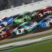 Ryan Blaney, Ricky Stenhouse Jr, Kyle Busch, Chase Elliott, Austin Dillon, Bubba Wallace - Daytona International Speedway - NASCAR Cup Series