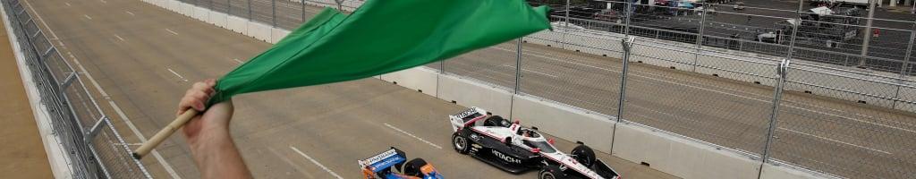 Nashville Starting Grid: August 8, 2021 (Indycar Series)