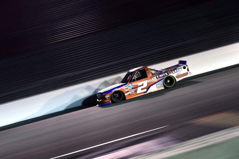 Sheldon Creed at Gateway - NASCAR Truck Series