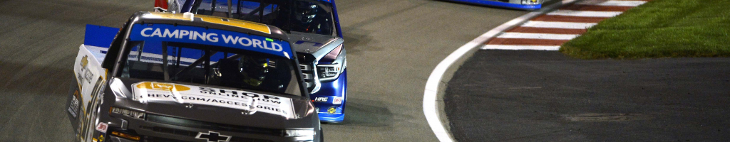 Gateway Results: August 20, 2021 (NASCAR Truck Series)