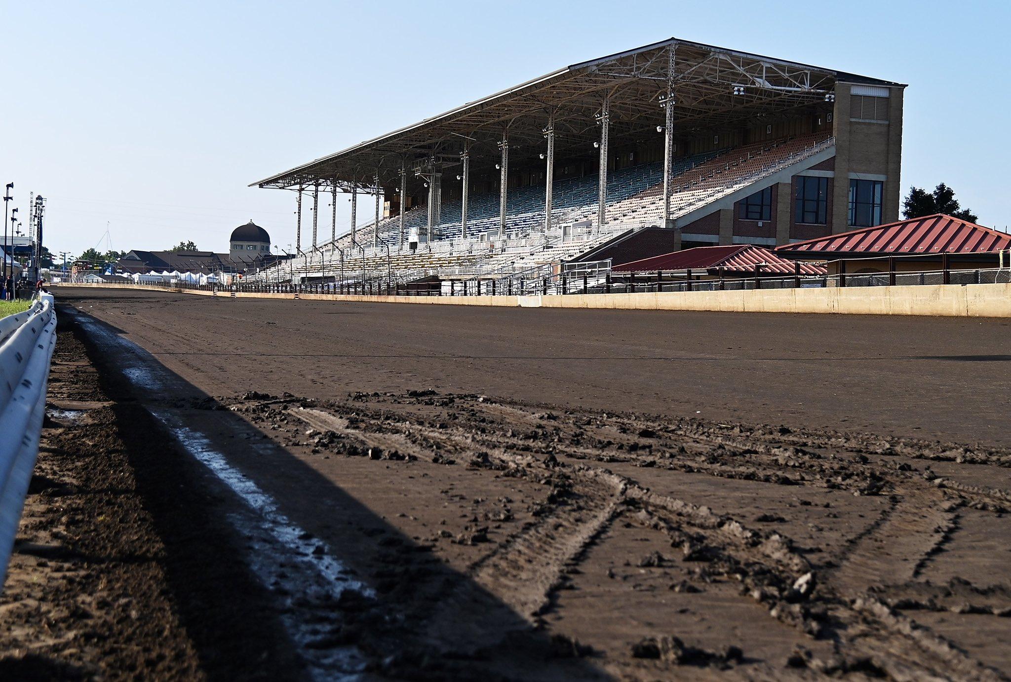 Springfield Mile Dirt Track