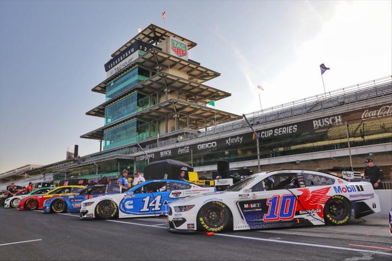 Stewart-Haas Racing - Indianapolis Motor Speedway