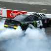 Ty Gibbs wins at Watkins Glen International - NASCAR Xfinity Series - Burnout