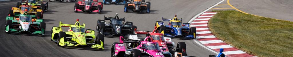 Gateway Starting Grid: August 21, 2021 (Indycar Series)