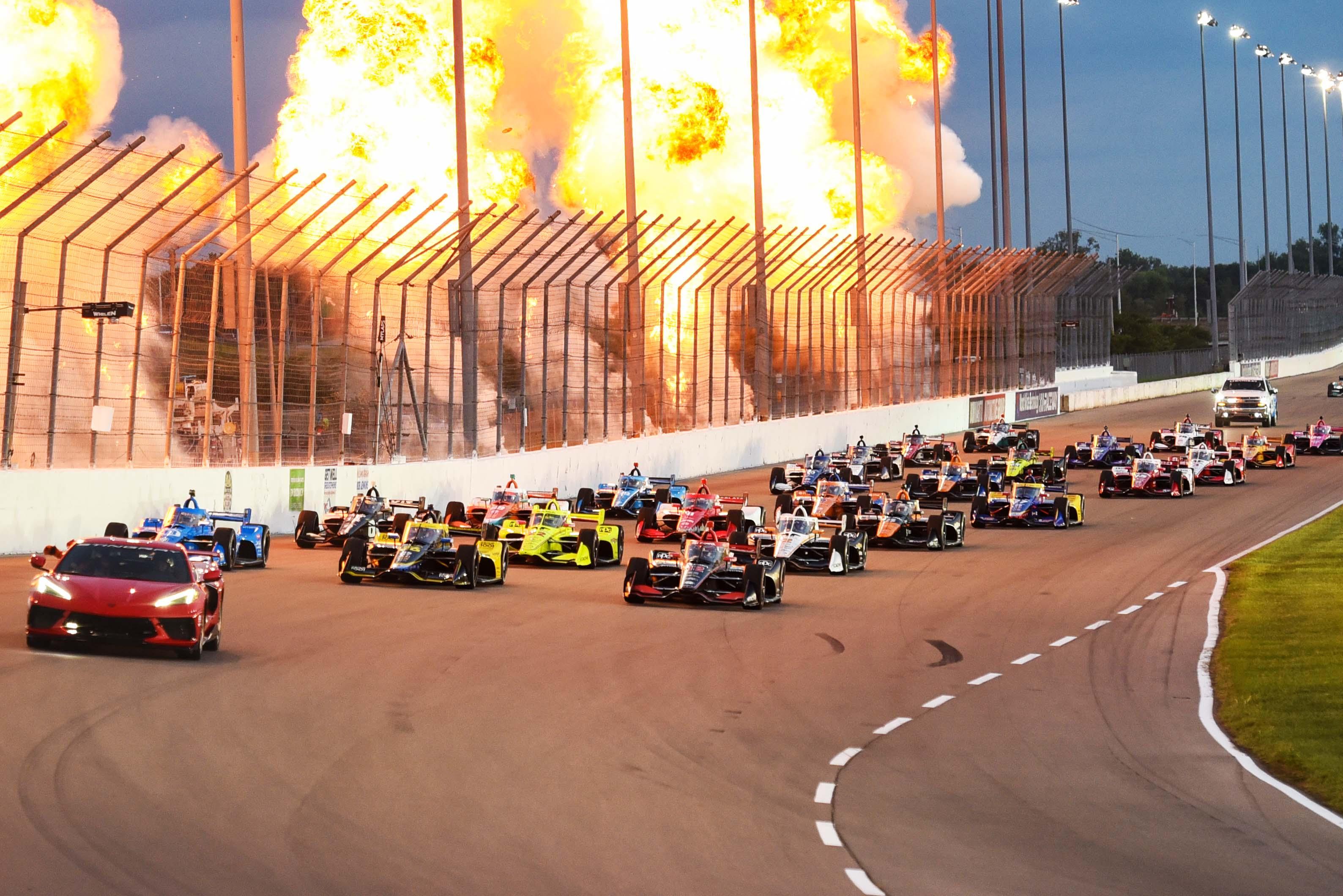 WWT Raceway at Gateway - Indycar Series