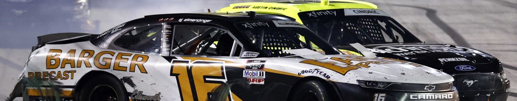 NASCAR race winner sent to care center in Bristol thriller (Video)