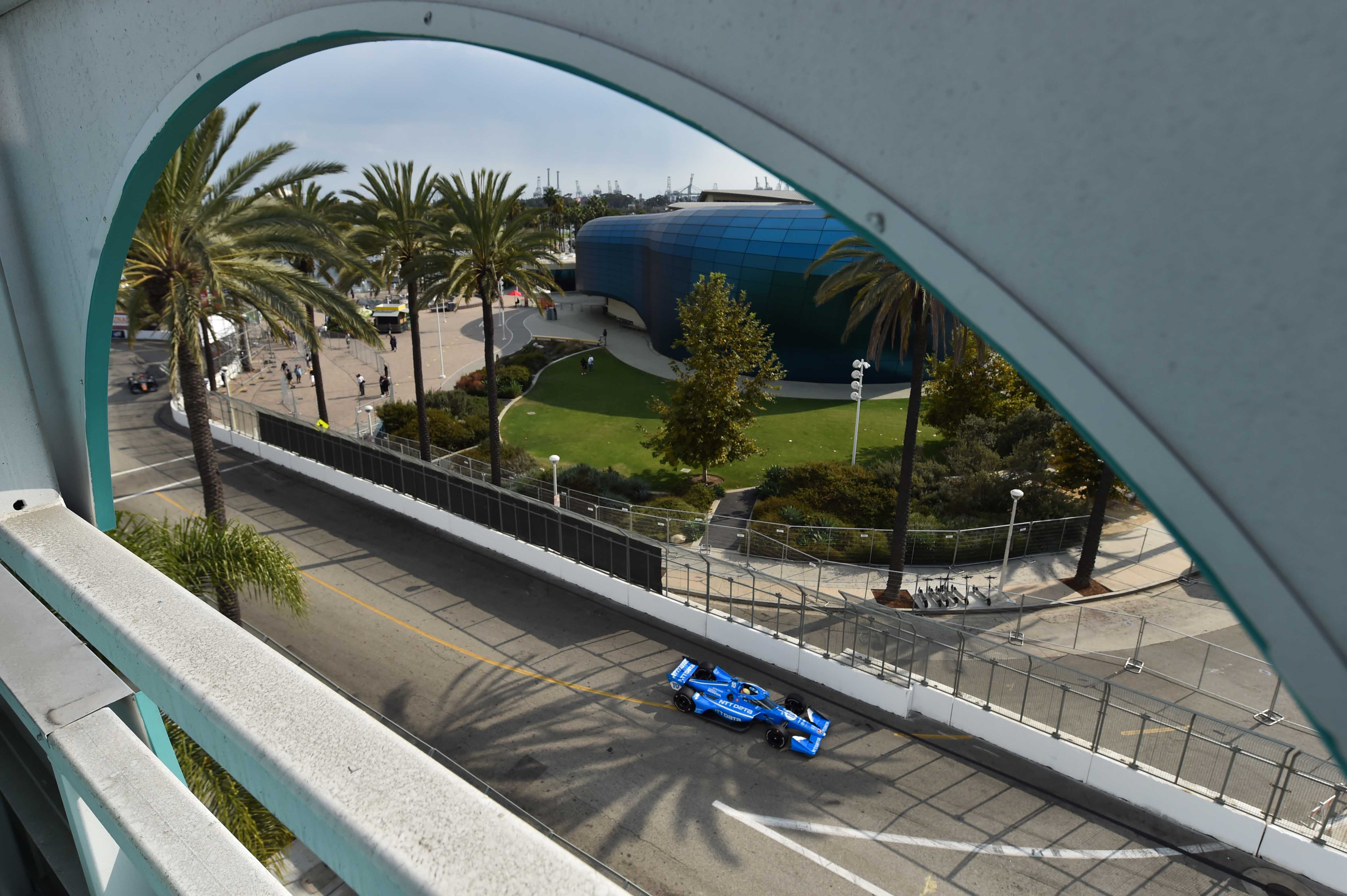 Alex Palou - Grand Prix of Long Beach - Indycar Series