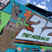 Bobby Pierce - Scooby Doo Race car 2 - Eldora Speedway