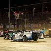 Brandon Overton, Stormy Scott, Jonathan Davenport, Bobby Pierce - Eldora Speedway - Dirt Late Model Racing