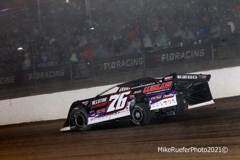 Brandon Overton wins at Eldora Speedway - World 100