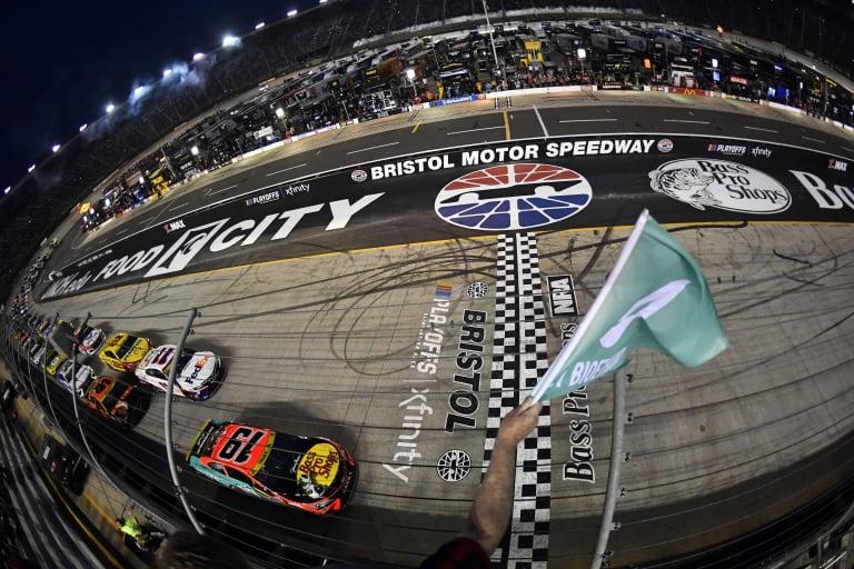 Bristol Motor Speedway - NASCAR Cup Series