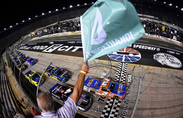 Bristol Motor Speedway - NASCAR Truck Series
