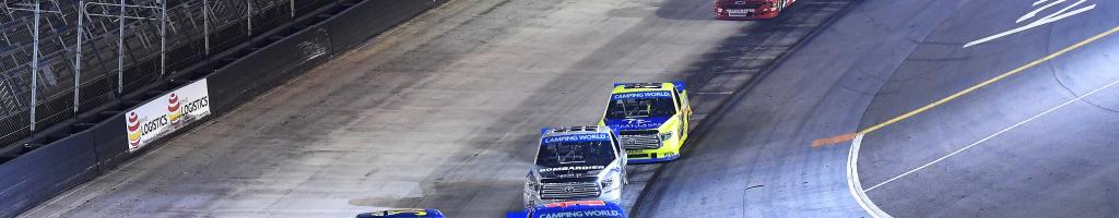 Bristol Race Results: September 16, 2021 (NASCAR Truck Series)