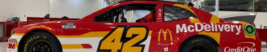 Chip Ganassi Racing shop sold to Rick Hendrick