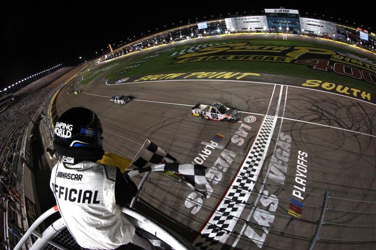 Christian Eckes wins Las Vegas Motor Speedway - NASCAR Truck Series 2