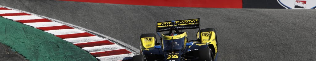 Indycar Starting Grid: September 19, 2021 (Laguna Seca)