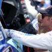 Dale Earnhardt Jr, Isla Rose Earnhardt - NASCAR dirt