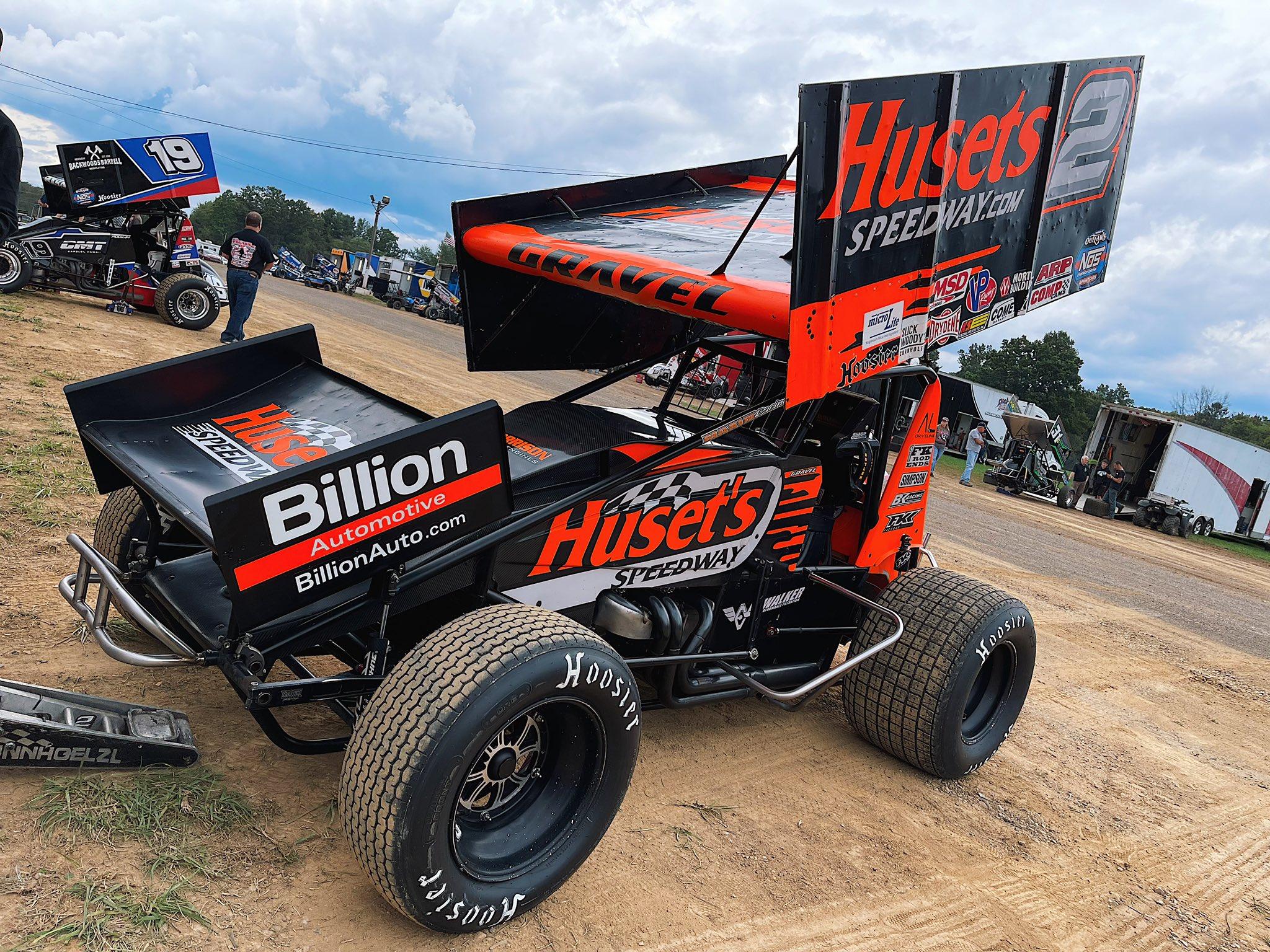 David Gravel - Dirt Sprint Car