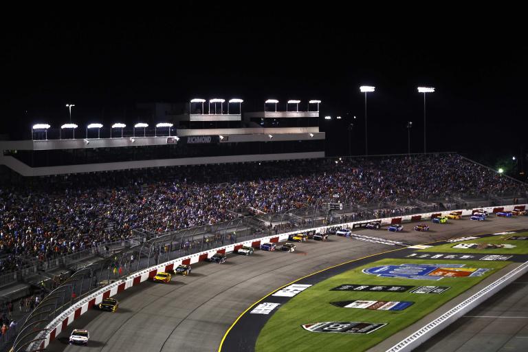 Denny Hamlin - Richmond Raceway - NASCAR Cup Series