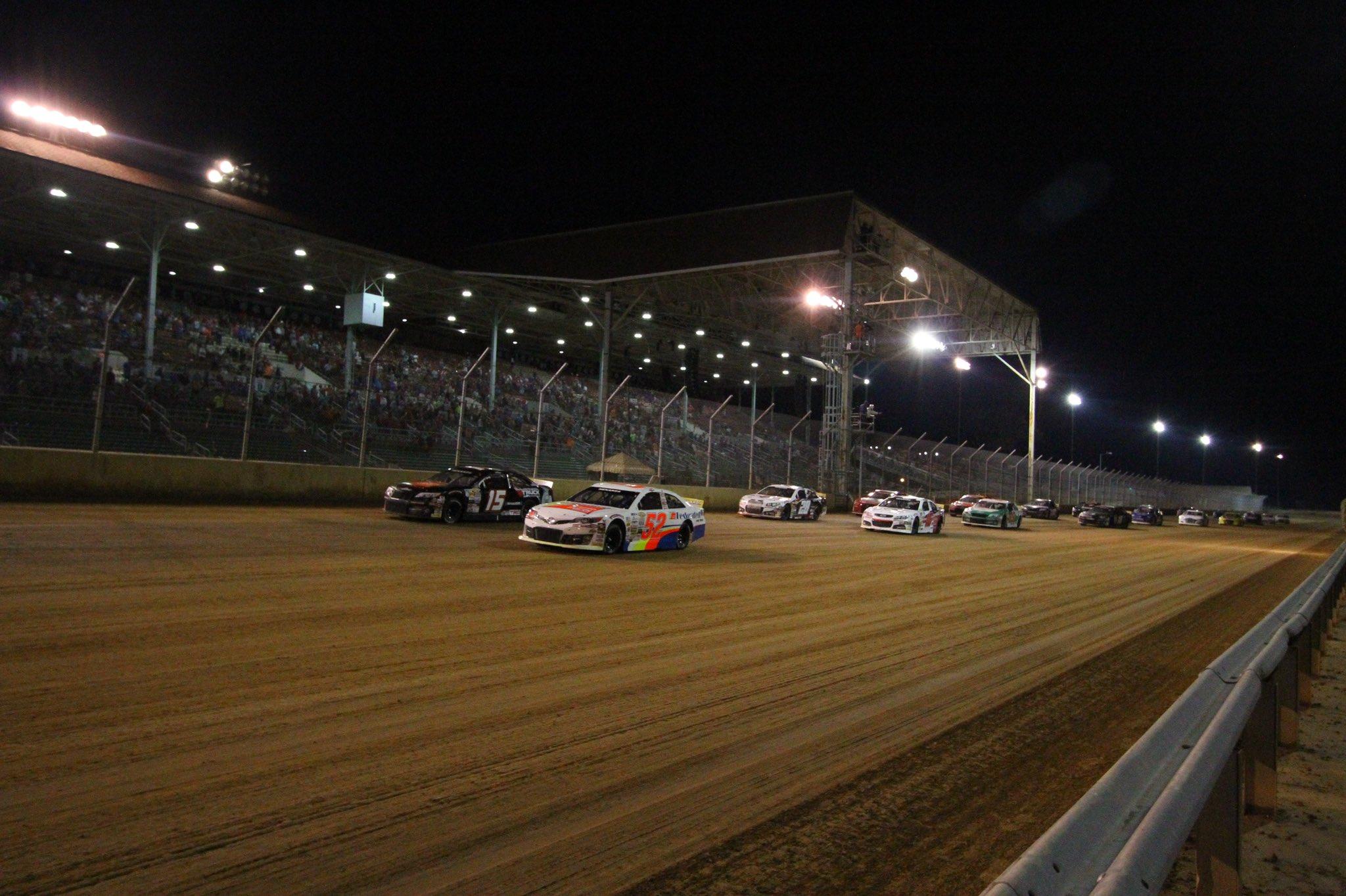 DuQouin State Fair Dirt Track - ARCA Menards Series