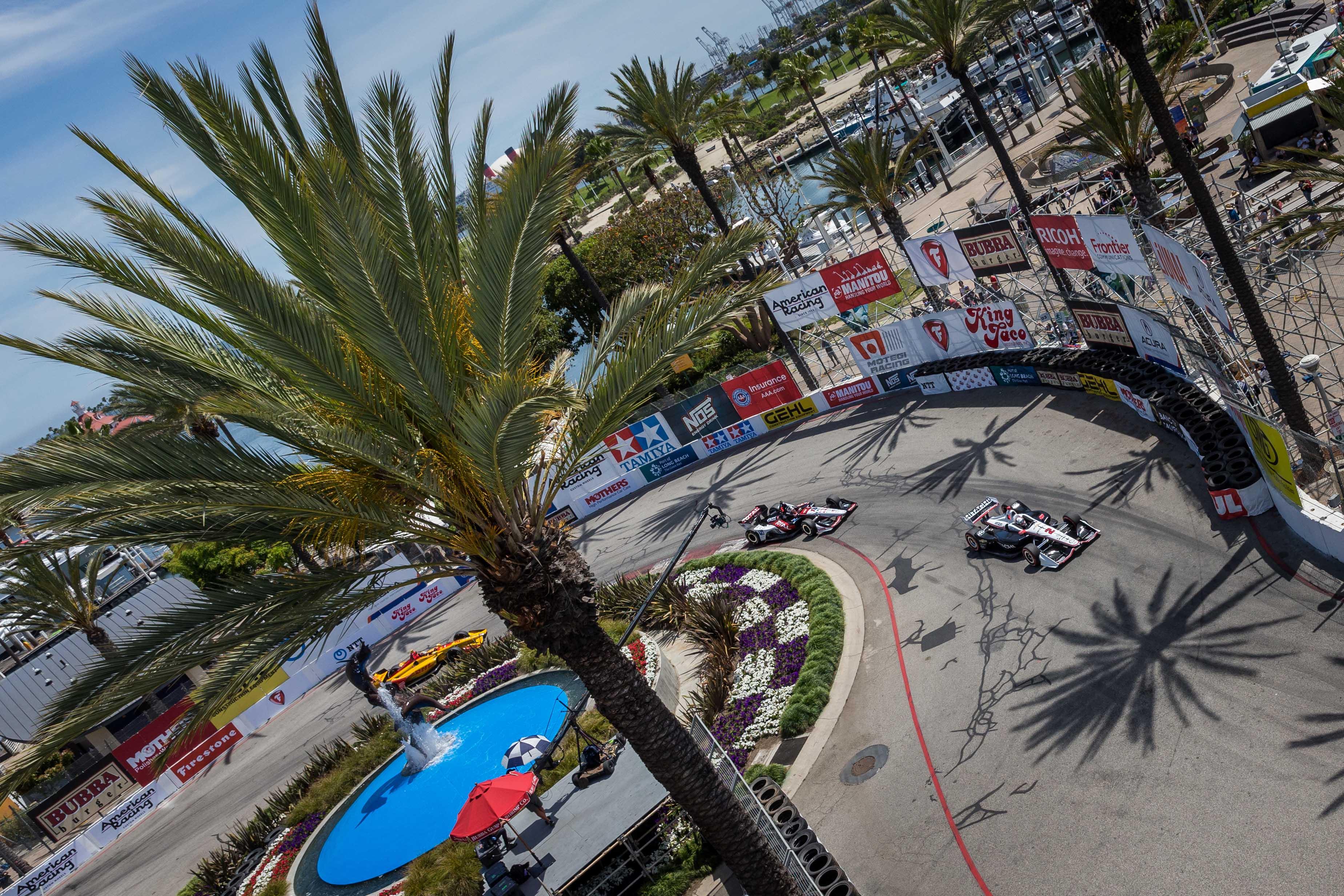 Grand Prix of Long Beach - Indycar Series - Fountain