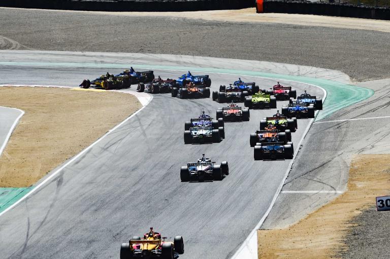 Indycar Series - Laguna Seca