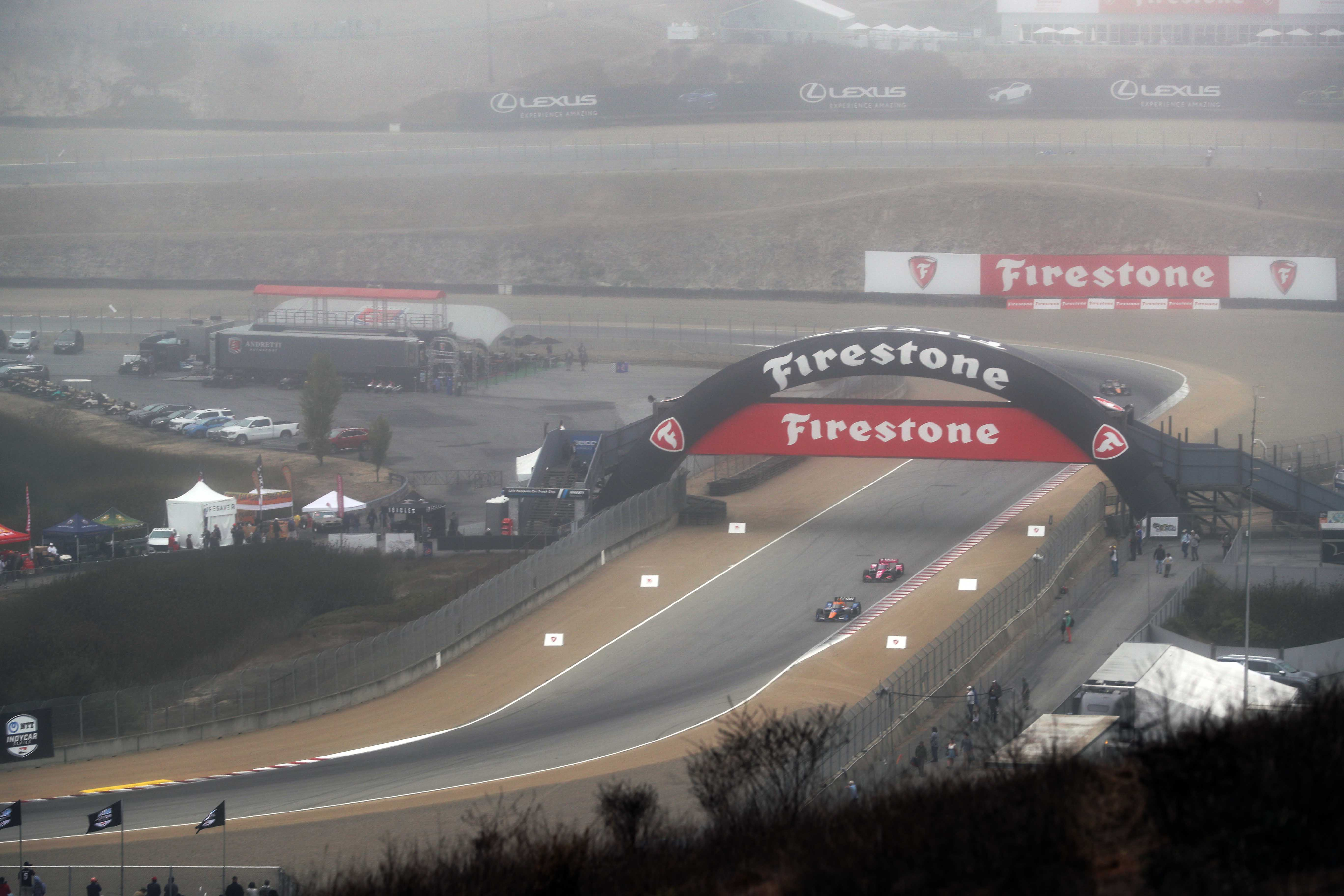 Indycar Series - WeatherTech Raceway Laguna Seca
