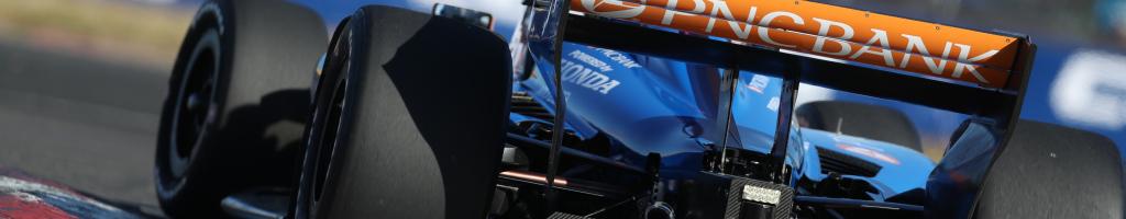 Indycar Starting Grid: September 2021 (Portland International Raceway)