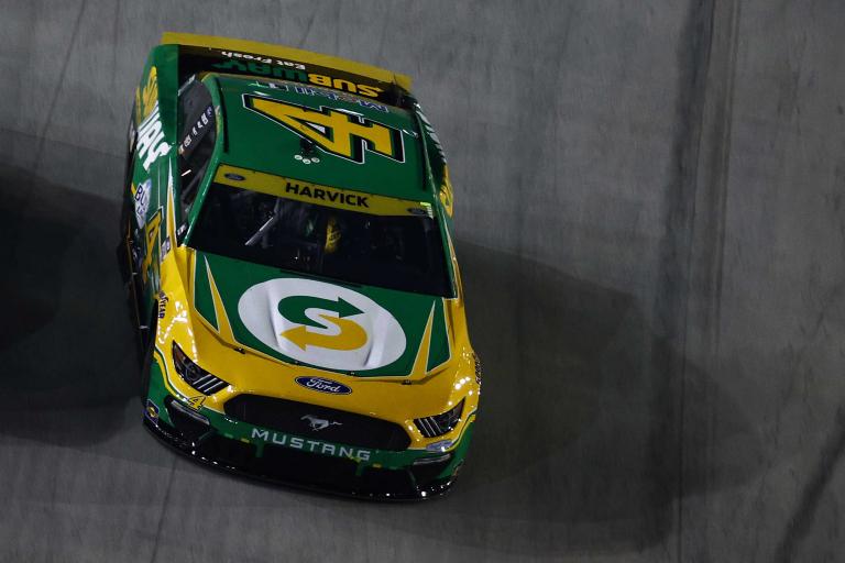 Kevin Harvick - Bristol Motor Speedway - NASCAR Cup Series
