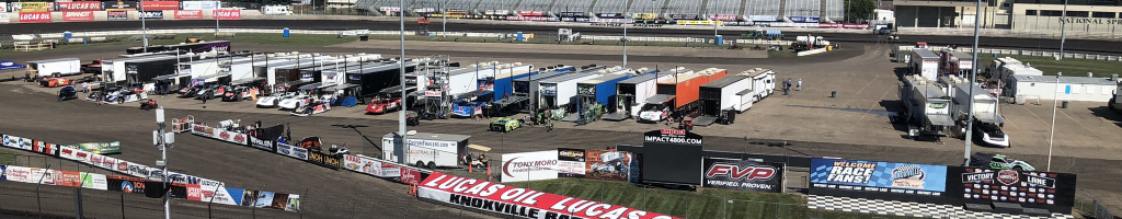 Late Model Nationals Results: September 18, 2021 (Knoxville Raceway)