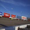 Kurt Busch, Ryan Blaney - Darlington Raceway - NASCAR Cup Series