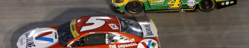 Kyle Larson rarely involved in NASCAR confrontations; They aren't for him
