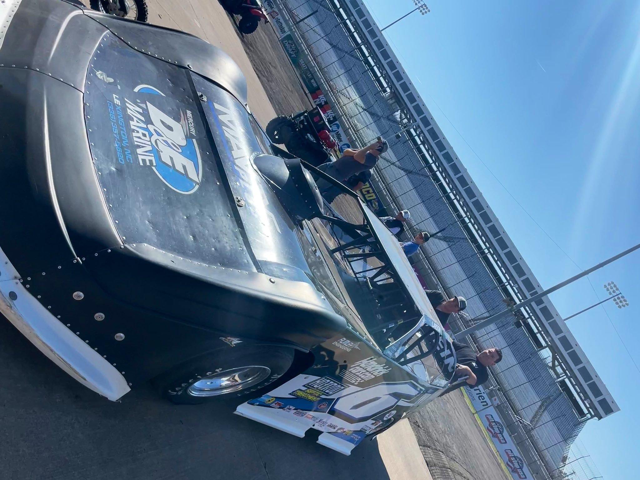 Kyle Larson - Knoxville Raceway