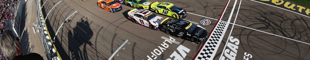 Las Vegas Race Results: September 26, 2021 (NASCAR Cup Series)